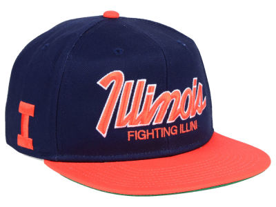 Illinois Fighting Illini Nike NCAA Sport Specialties Snapback Cap