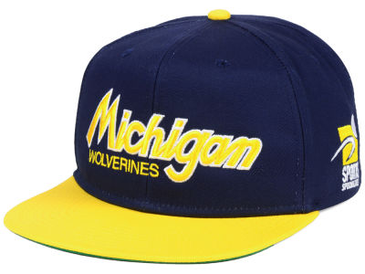 Michigan Wolverines Nike NCAA Sport Specialties Snapback Cap