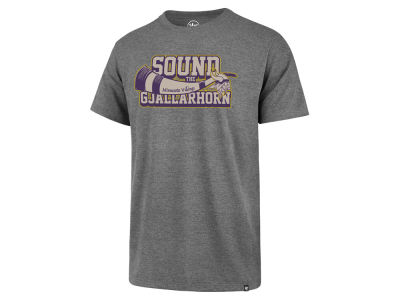 Minnesota Vikings '47 NFL Men's Sound the Horn Club T-Shirt