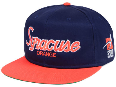 Syracuse Orange Nike NCAA Sport Specialties Snapback Cap