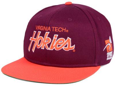 c8fccdac66d Virginia Tech Hokies Nike NCAA Sport Specialties Snapback Cap