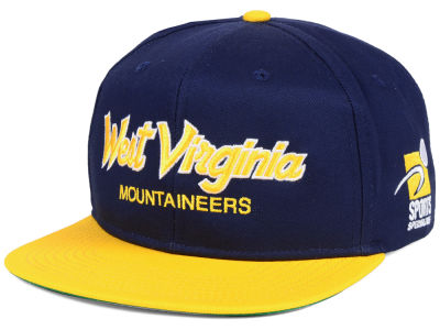 West Virginia Mountaineers Nike NCAA Sport Specialties Snapback Cap