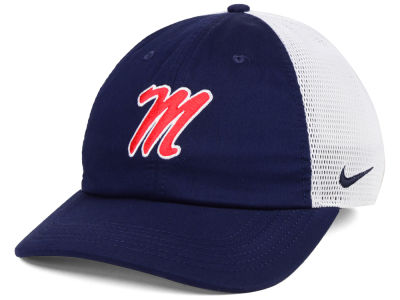 Ole Miss Rebels Nike H86 Trucker Cap