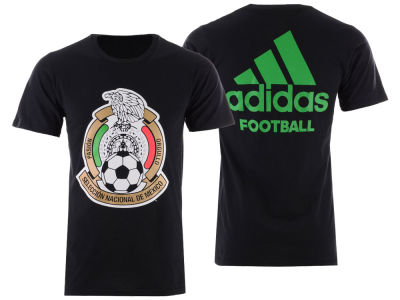 Mexico adidas Men's National Team Crest Sponsor T-shirt