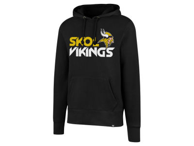 Minnesota Vikings '47 NFL Men's Local Slogan Headline Hoodie