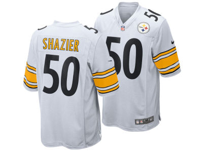 Pittsburgh Steelers Ryan Shazier Nike NFL Men's Game Jersey