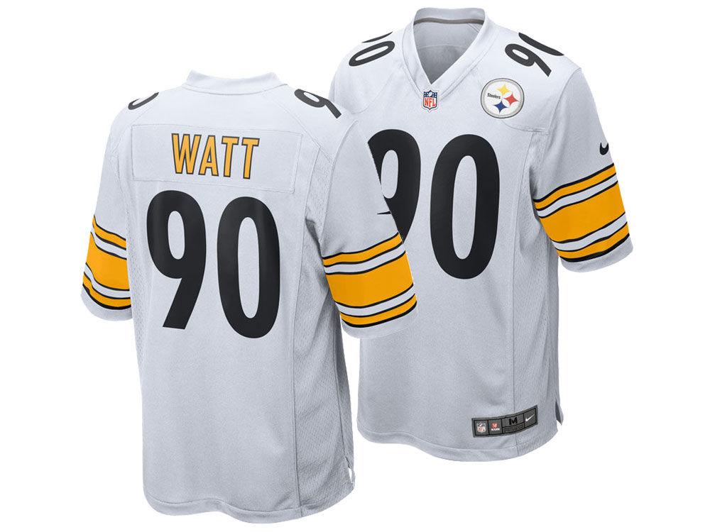 Pittsburgh Steelers T.J. Watt Nike NFL Men s Game Jersey  2a358a1c6