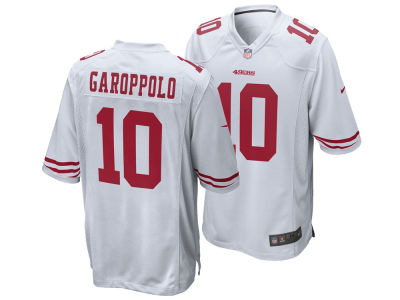San Francisco 49ers Jimmy Garoppolo Nike NFL Men's Game Jersey