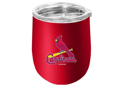 St. Louis Cardinals Stainless Steel Stemless Wine Glass