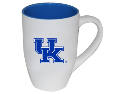 Kentucky Wildcats Two Tone White Matte Mug
