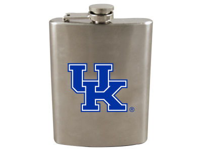 Kentucky Wildcats 8oz Stainless Steel Flask