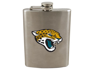 Jacksonville Jaguars 8oz Stainless Steel Flask