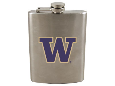Washington Huskies 8oz Stainless Steel Flask