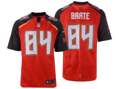 Tampa Bay Buccaneers Cameron Brate Nike NFL Men's Game Jersey