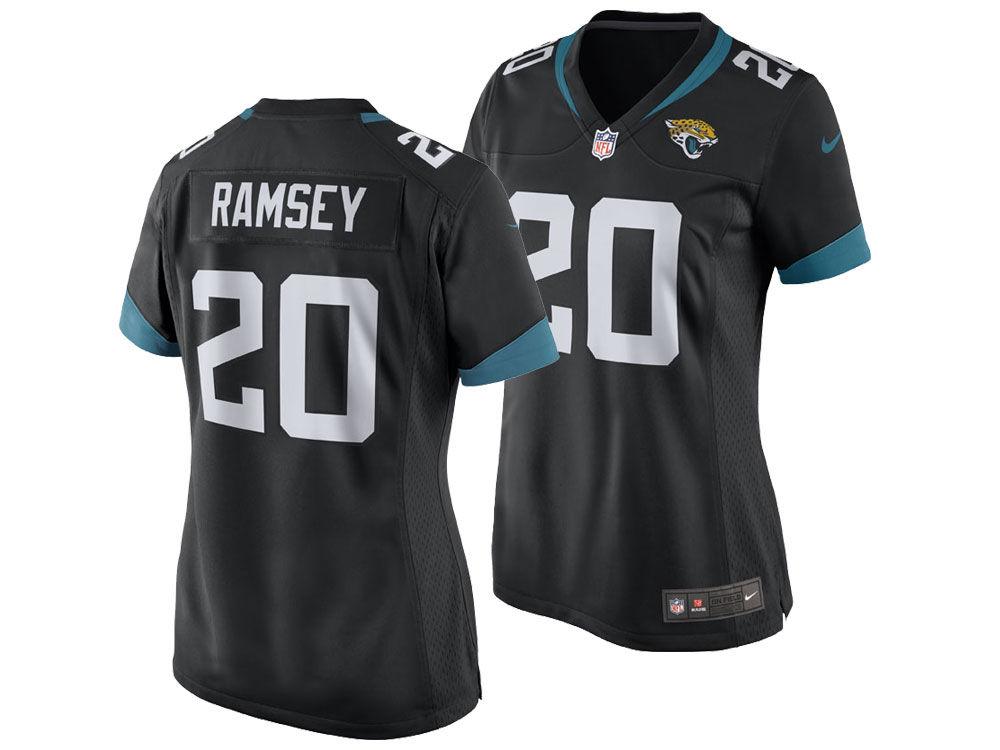 65b25ef9 Jacksonville Jaguars Jalen Ramsey Nike NFL Women's Game Jersey