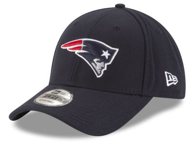 New England Patriots New Era NFL Basic Adjustable 9FORTY Cap