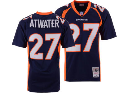 Denver Broncos Steve Atwater Mitchell & Ness NFL Replica Throwback Jersey