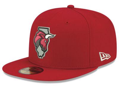 Windy City Bulls New Era NBA G-League 59FIFTY Cap 7c273a38018
