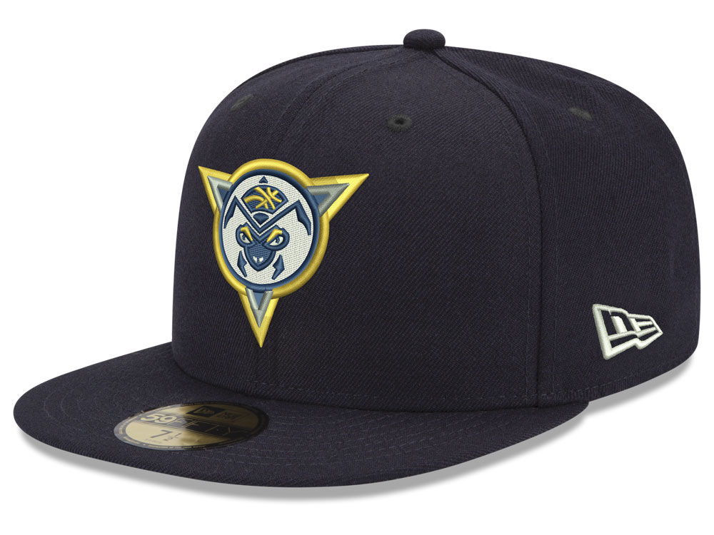 199f2732c2f Fort Wayne Mad Ants New Era NBA G-League 59FIFTY Cap