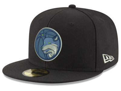 Iowa Wolves New Era NBA G-League 59FIFTY Cap