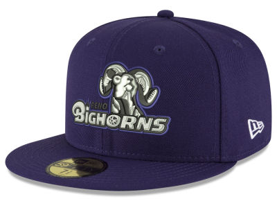 Reno Bighorns New Era NBA G-League 59FIFTY Cap