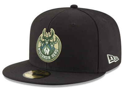 Wisconsin Herd New Era NBA G-League 59FIFTY Cap