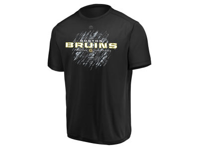 Boston Bruins Majestic NHL Men's Off the Post T-Shirt