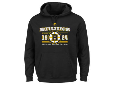 Boston Bruins Majestic NHL Men's Winning Boost Hoodie