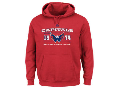 Washington Capitals Majestic NHL Men's Winning Boost Hoodie