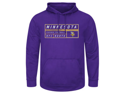Minnesota Vikings Majestic NFL Men's Startling Success Hoodie