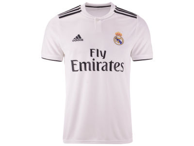 Real Madrid adidas Men's Club Team Home Stadium Jersey