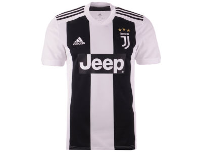 Juventus adidas Men's Club Team Home Stadium Jersey