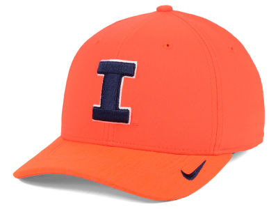 Illinois Fighting Illini Nike NCAA Arobill Swoosh Flex Cap