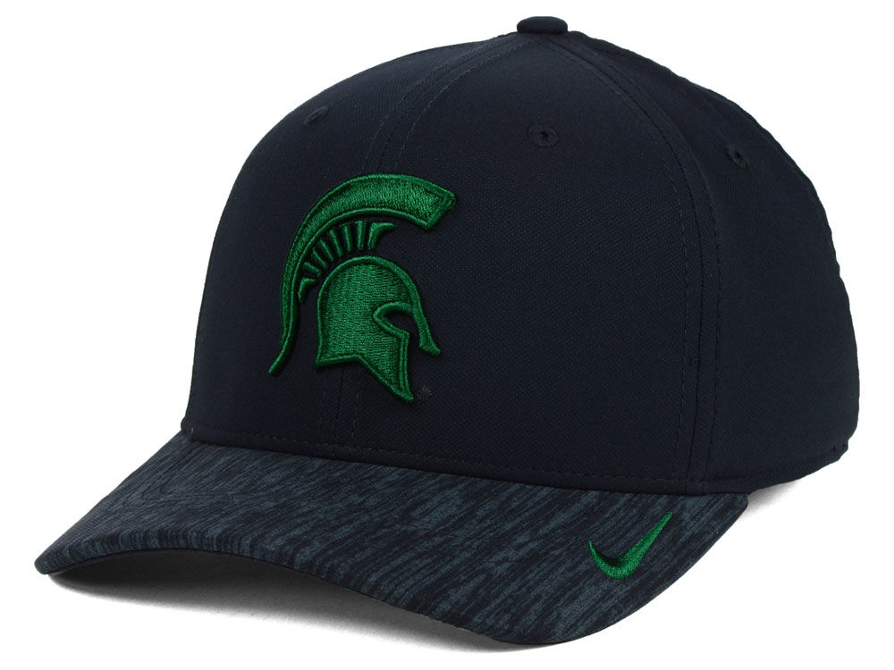 c8fa2ba7 ... fitted hats 33694 cf7d9; where can i buy michigan state spartans nike  ncaa arobill swoosh flex cap 047a9 8e038