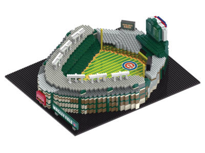 Chicago Cubs BRXLZ 3D BRXLZ-Stadium