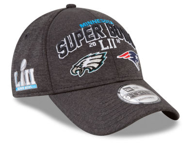 Super Bowl LII New Era NFL Dueling Teams 9FORTY Cap