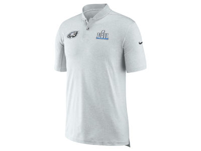 Philadelphia Eagles Nike NFL Men's Super Bowl LII Dri-Fit Polo