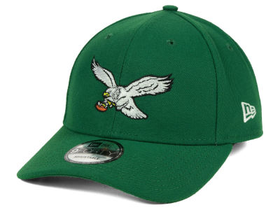 Philadelphia Eagles New Era NFL Basic Adjustable 9FORTY Cap