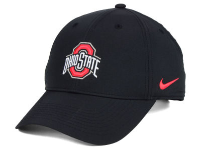 Ohio State Buckeyes Nike NCAA Dri-Fit Adjustable Cap
