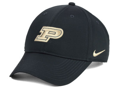 Purdue Boilermakers Nike NCAA Dri-Fit Adjustable Cap