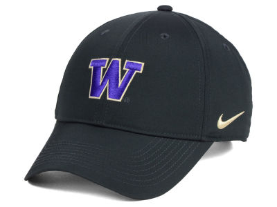 Washington Huskies Nike NCAA Dri-Fit Adjustable Cap