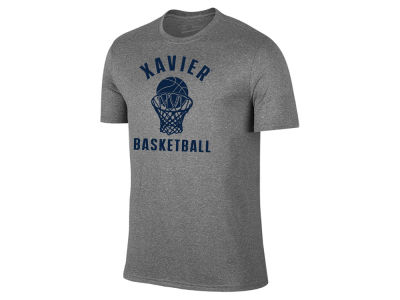 Xavier Musketeers NCAA Men's Dual Blend Basketball T-Shirt