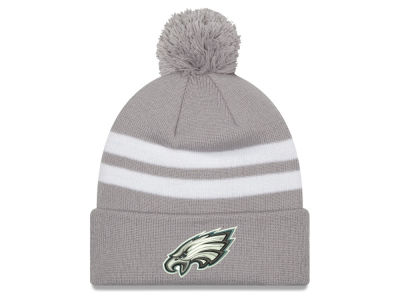 Philadelphia Eagles New Era NFL Pom Knit