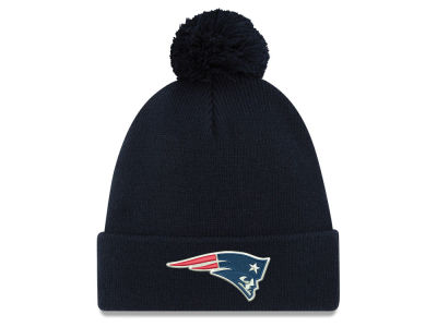 New England Patriots New Era NFL Pom Knit