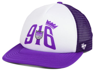 Sacramento Kings '47 NBA Region Mesh MVP Cap