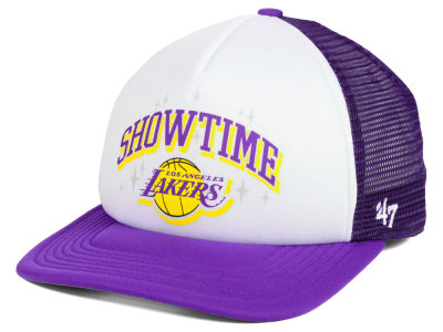 Los Angeles Lakers '47 NBA Region Mesh MVP Cap