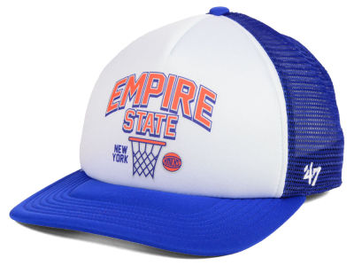 New York Knicks '47 NBA Region Mesh MVP Cap