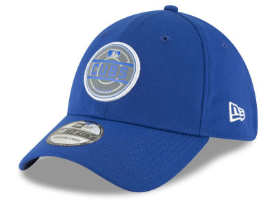 Chicago Cubs New Era MLB Circle Reflect 39THIRTY Cap