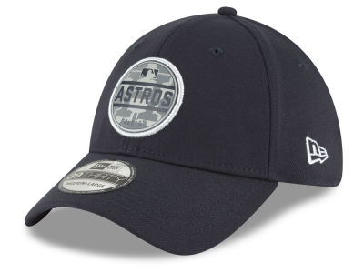 Houston Astros New Era MLB Circle Reflect 39THIRTY Cap