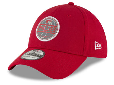 Philadelphia Phillies New Era MLB Circle Reflect 39THIRTY Cap